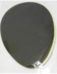 Non-slip half sole