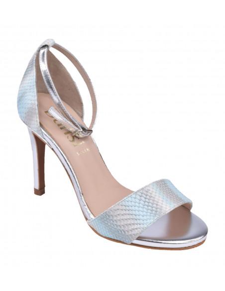 Sandales talon aiguille hauts, femme petite pointure