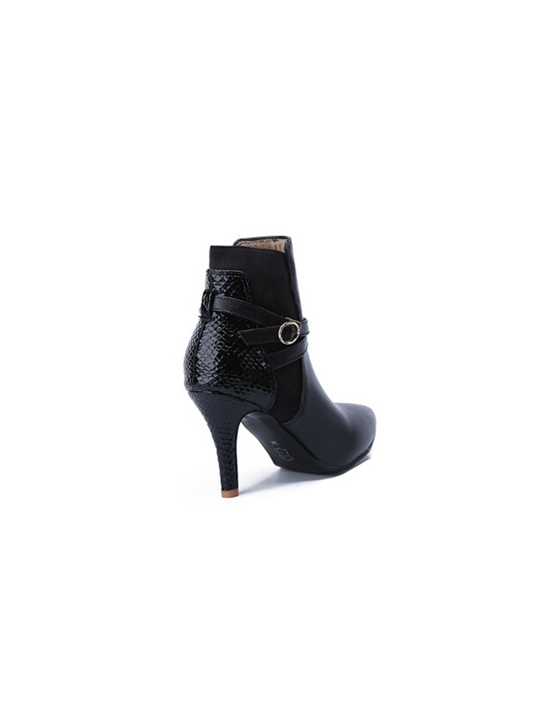 Bottinesamp; Tamaris Podma Noir Bottes NoiresFemme Boots