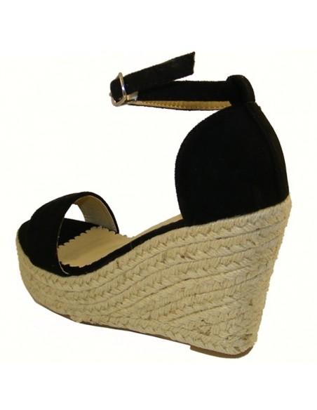 """Sandales compensées """"Mimosa"""""""