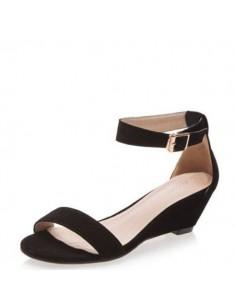 """""""Pilea"""" open wedge sandals"""