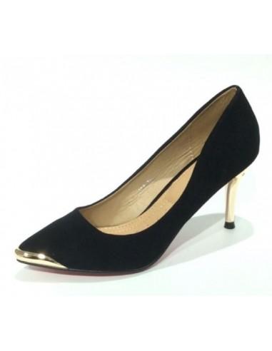 chaussures femme escarpins petit prix pas cher noirs
