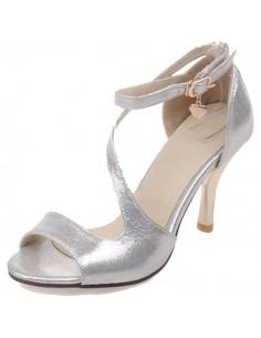 SalsaSilver Sandals
