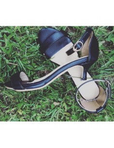 """Sandales ouvertes à petits talons de 5 cm """" Elaeis"""""""