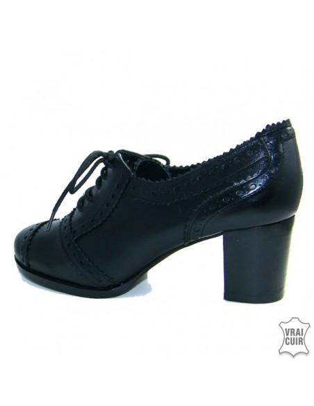Chaussures de ville à lacets