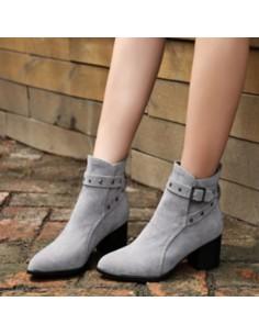 Gray Palma boots