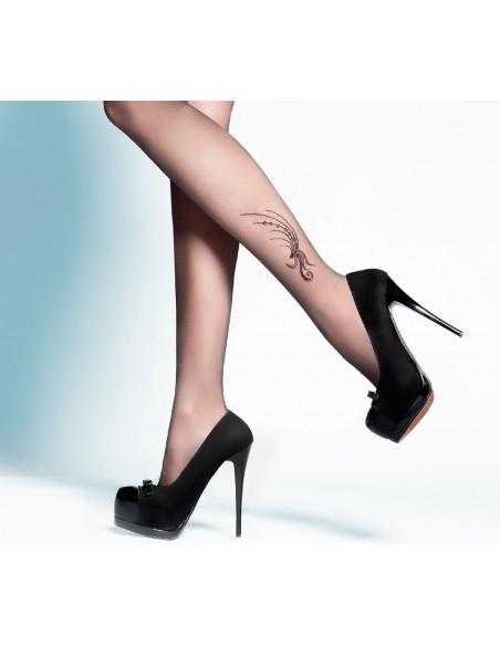 Collant fantaisie sexy tatouage