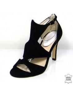 Elegantes zapatos negros