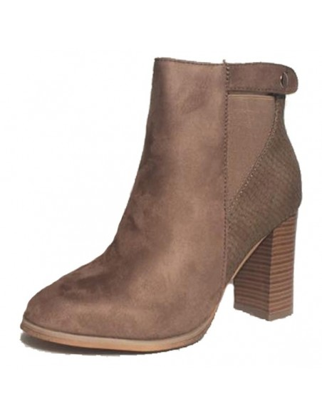 chaussures femme tendance bottines
