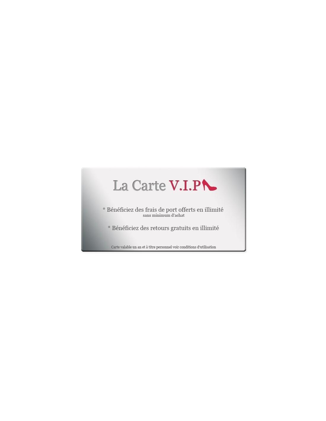 Carte vip retours gratuits illimit s frais de port gratuits - Frais de port mondial relay ...