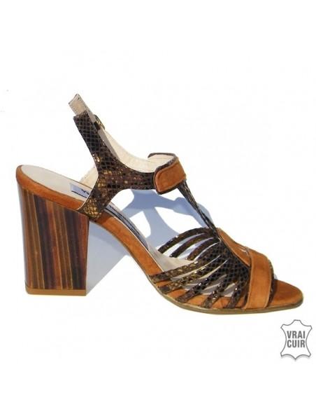 Sandales yves de beaumond petite pointure