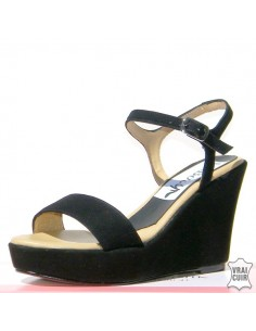 Sandales liliboty petites pointures femme talons compenses