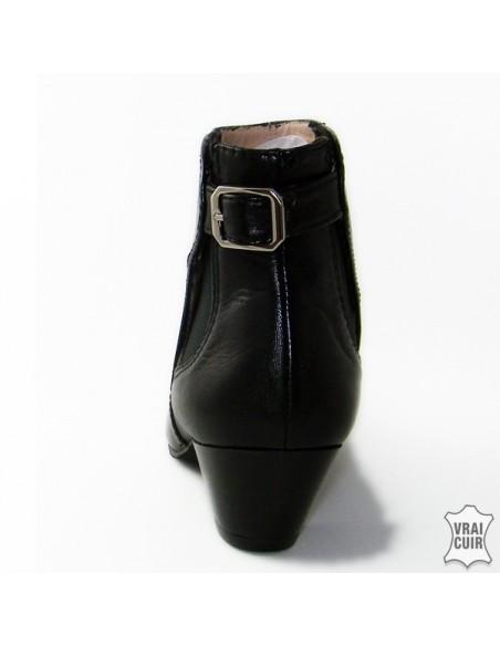 "Yves de beaumond botines de mujer talla pequeña ""Mi-113"" talla pequeña 32 33 34 35"