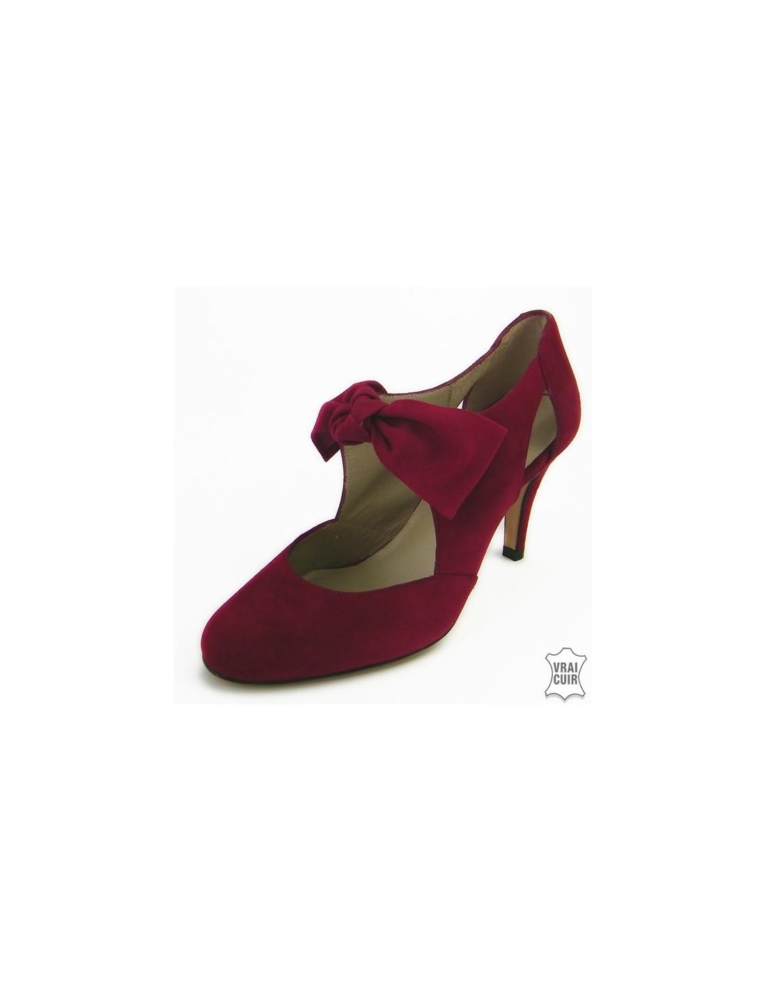 Rouges Pour Zaro En FemmesBrenda Petites Pointures Escarpins byY6gf7