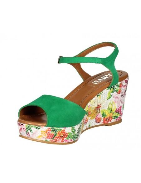 Vert8332Dansi Sandales CompenséesDaim Sandales Vert8332Dansi Sandales CompenséesDaim CompenséesDaim qMVUpzS